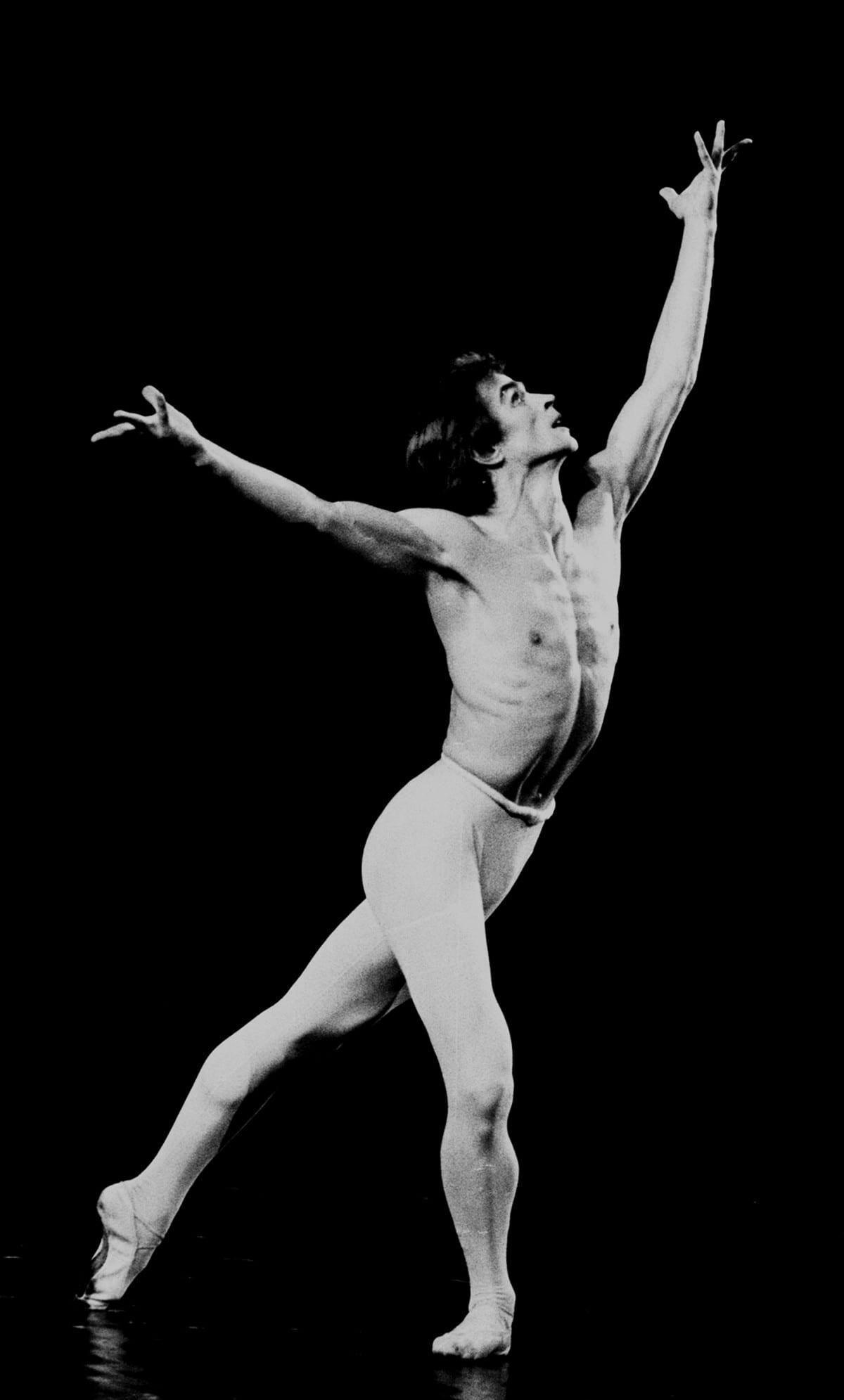 Venticinque anni senza Rudolf Nurayev, l'etoile oltre i limiti della danza [VIDEO]