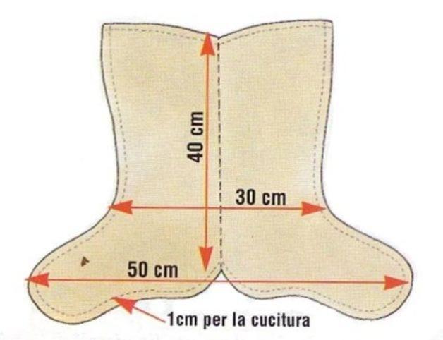Come fare una calza della Befana fai da te: 5 semplici passi [FOTO]
