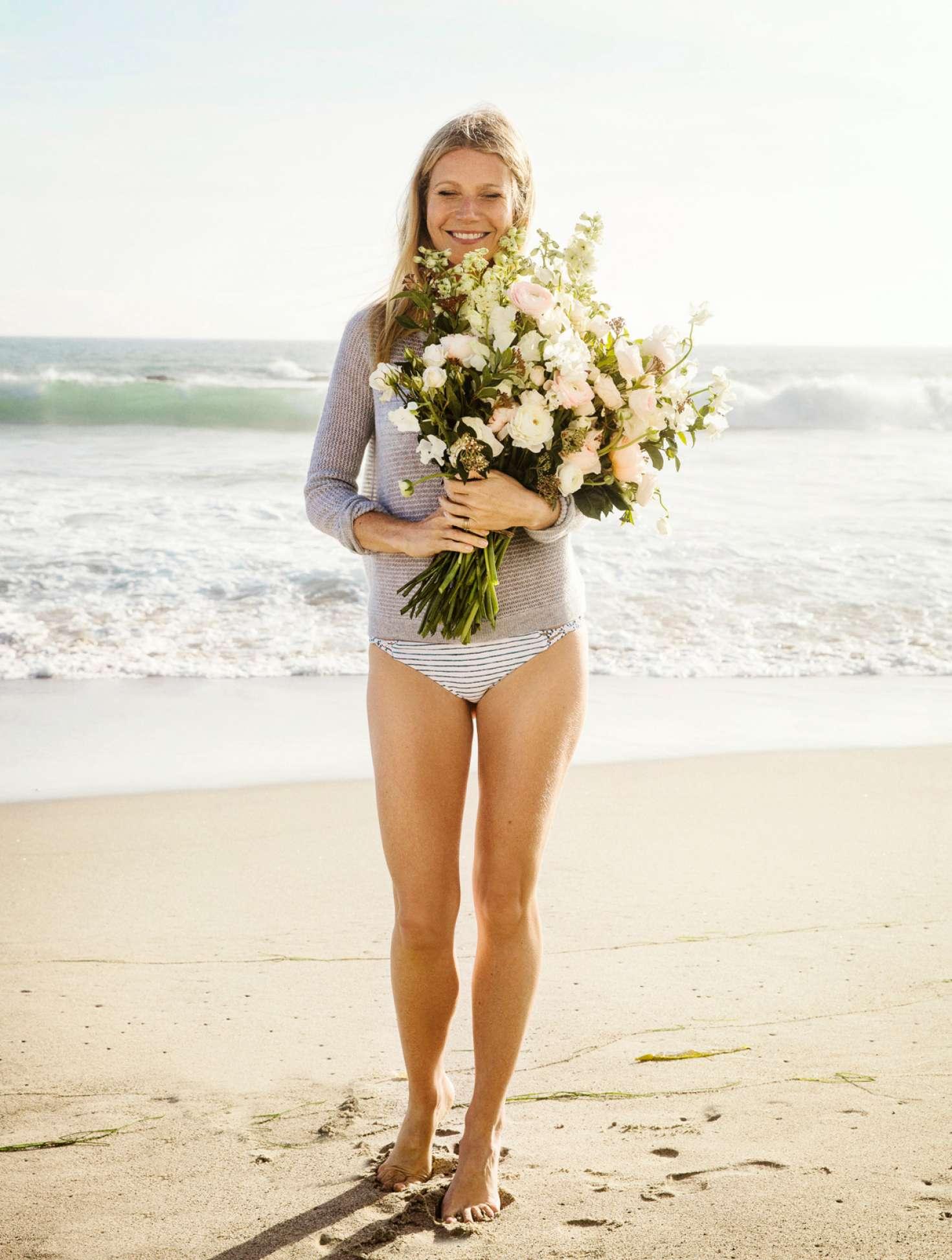 """Gwyneth Paltrow: """"Il mio segreto di bellezza è il caffè in clistere"""""""