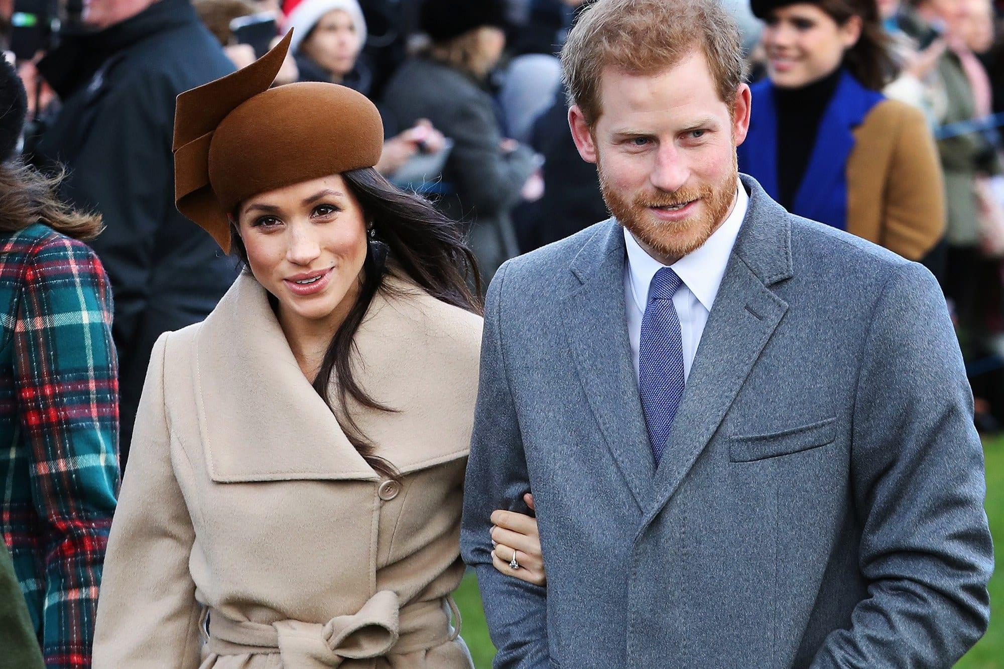 Principe Harry e Meghan Markle, un volo economy e vicino alle toilette per Capodanno