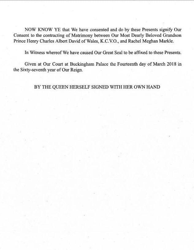 Principe Harry: niente accordo prematrimoniale con Meghan Markle