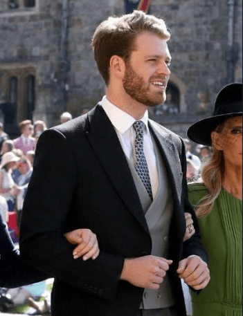 Il nipote di Lady Diana ha fatto strage di cuori al Royal Wedding