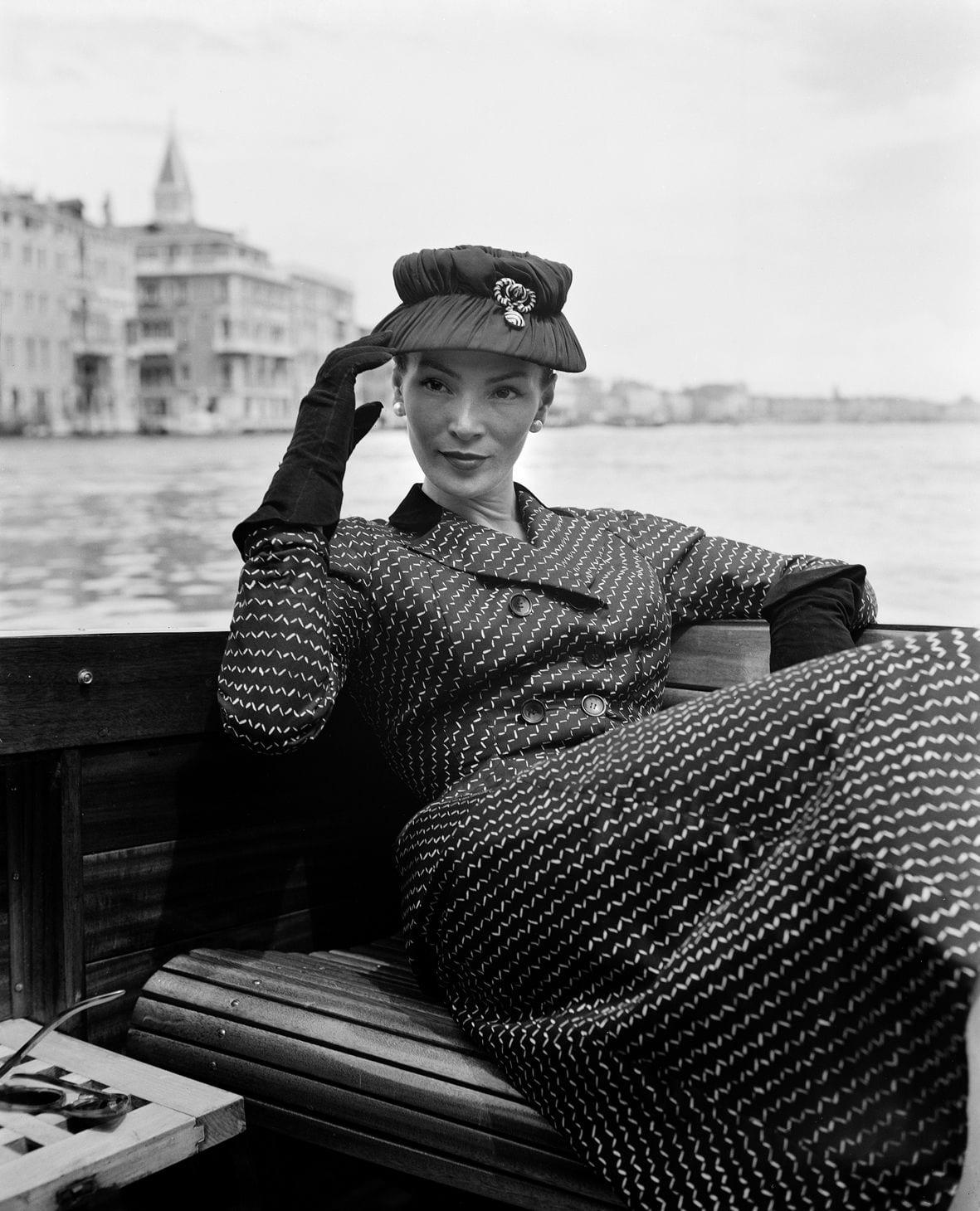 the latest 8b50f 17583 Venezia, anni '50 tra Dior ed eleganza. L'epoca rivive ...