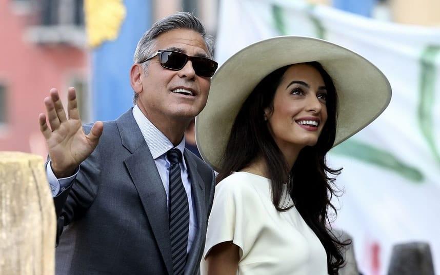 Royal baby, George Clooney rifiuta di fare da padrino-Royal family news