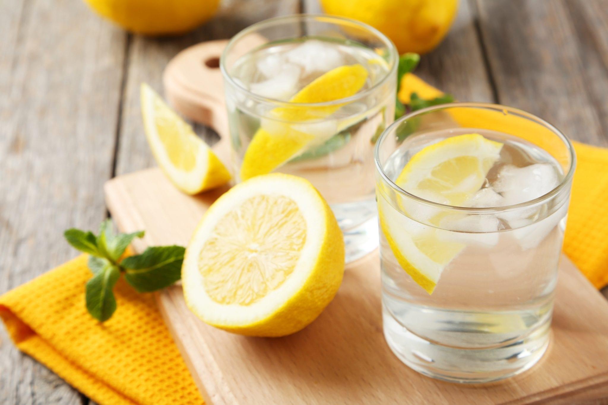 bere acqua e perdere peso