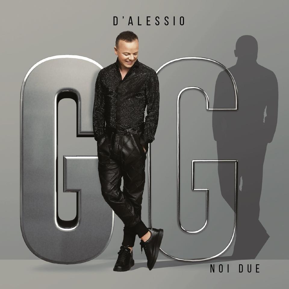 Arriva 'Noi due', il nuovo disco di inediti di Gigi D'Alessio