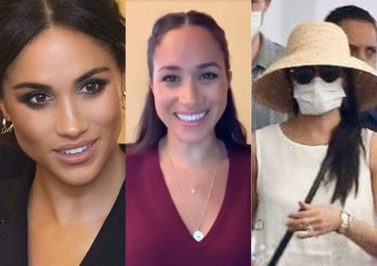 Meghan Markle look 2020