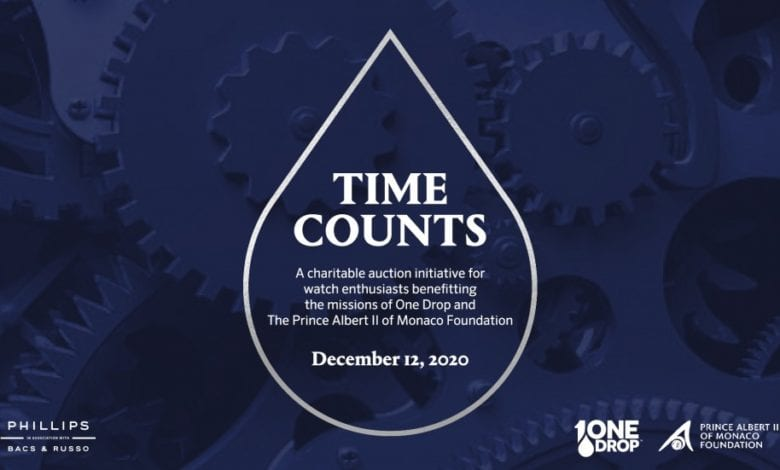 Time Counts