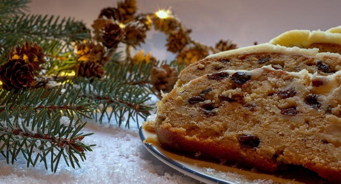 Zelten Bolzano frutta secca Natale dolce