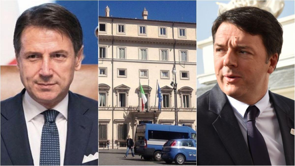 Conte Renzi Palazzo Chigi governo