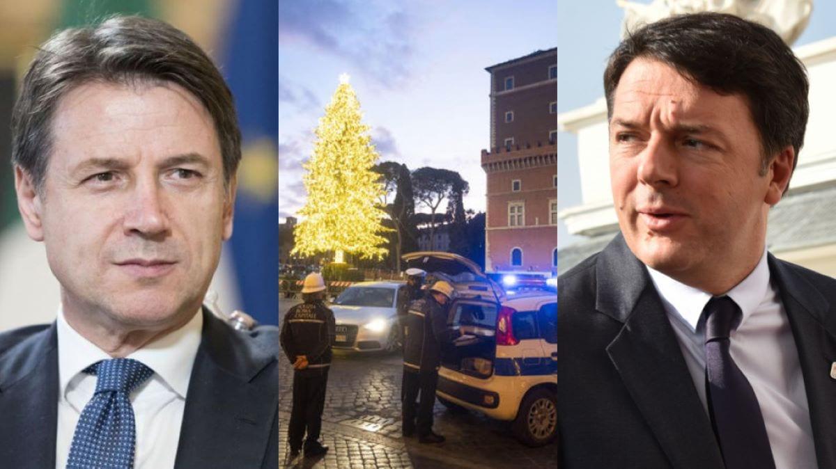 Conte Renzi crisi governo