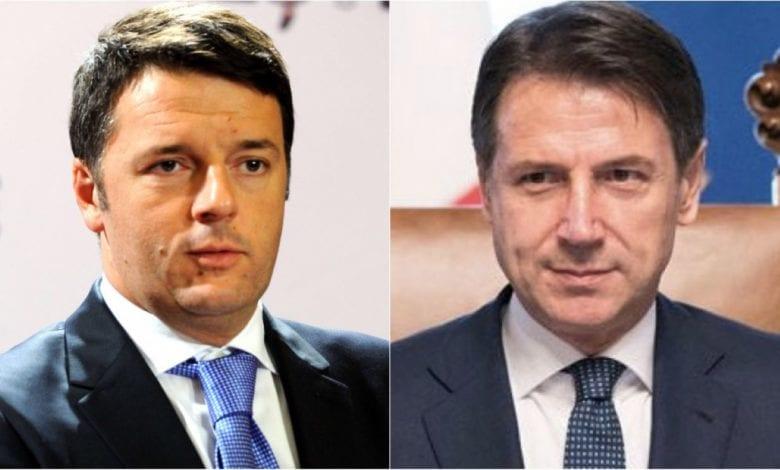 Crisi governo Conte Renzi
