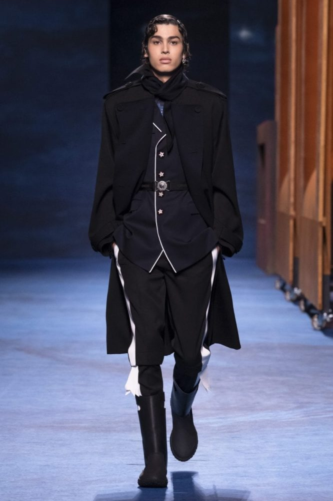 Paris Fashion Week 2021: l'uomo Dior esplora l'arte astratta