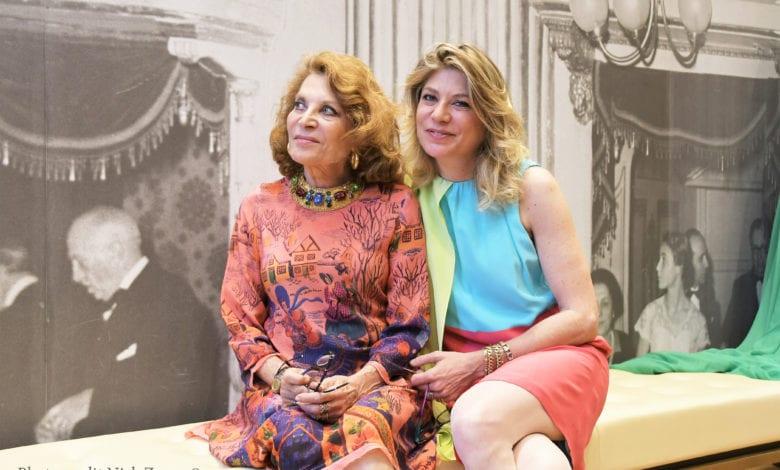 Raffaella e Gigliola Curiel