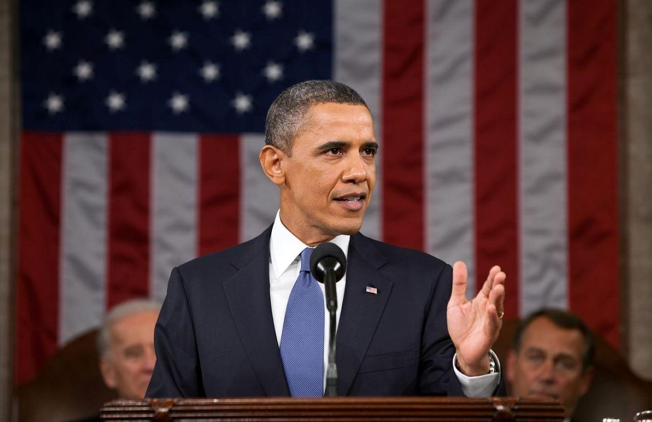 Barack Obama libro