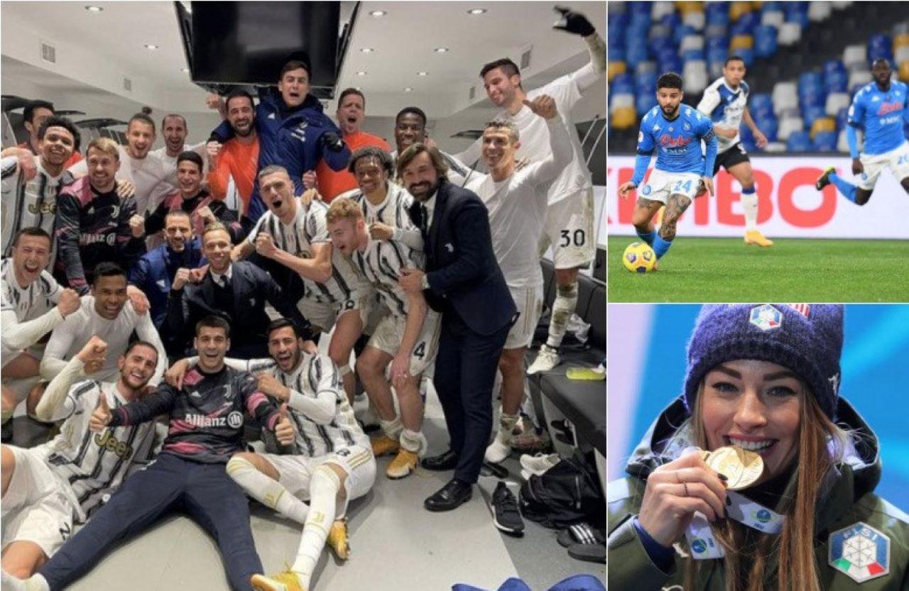 Coppa Italia Juventus finale Mondiali Biathlon