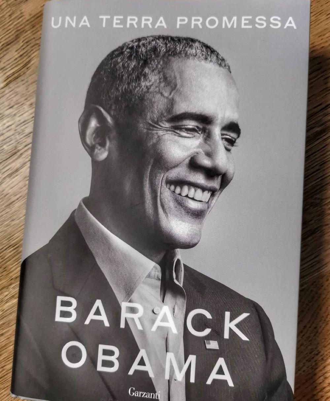 Obama libro una terra promessa