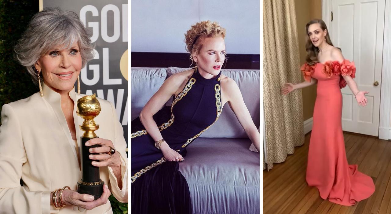 Gli abiti più belli che ricorderemo di questi Golden Globe
