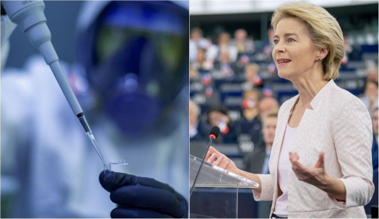 Vaccini Covid Danimarca Recovery Von der Leyen