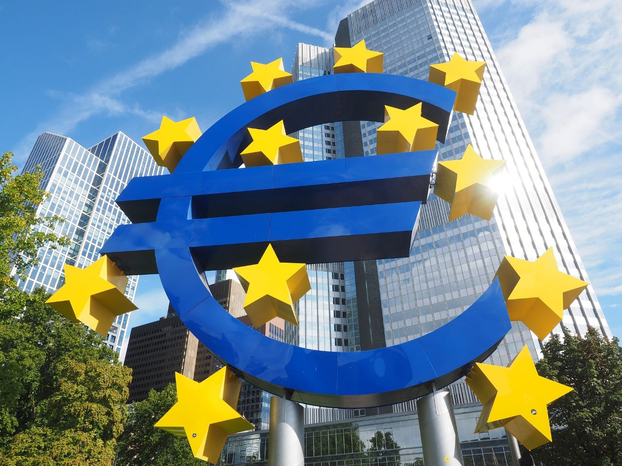 Bce euro economia Europa