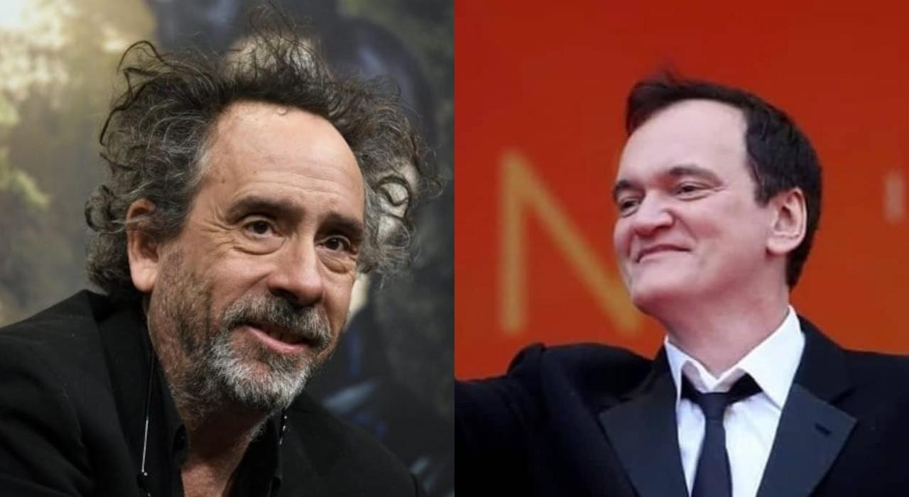 Festa del cinema di Roma Burton Tarantino