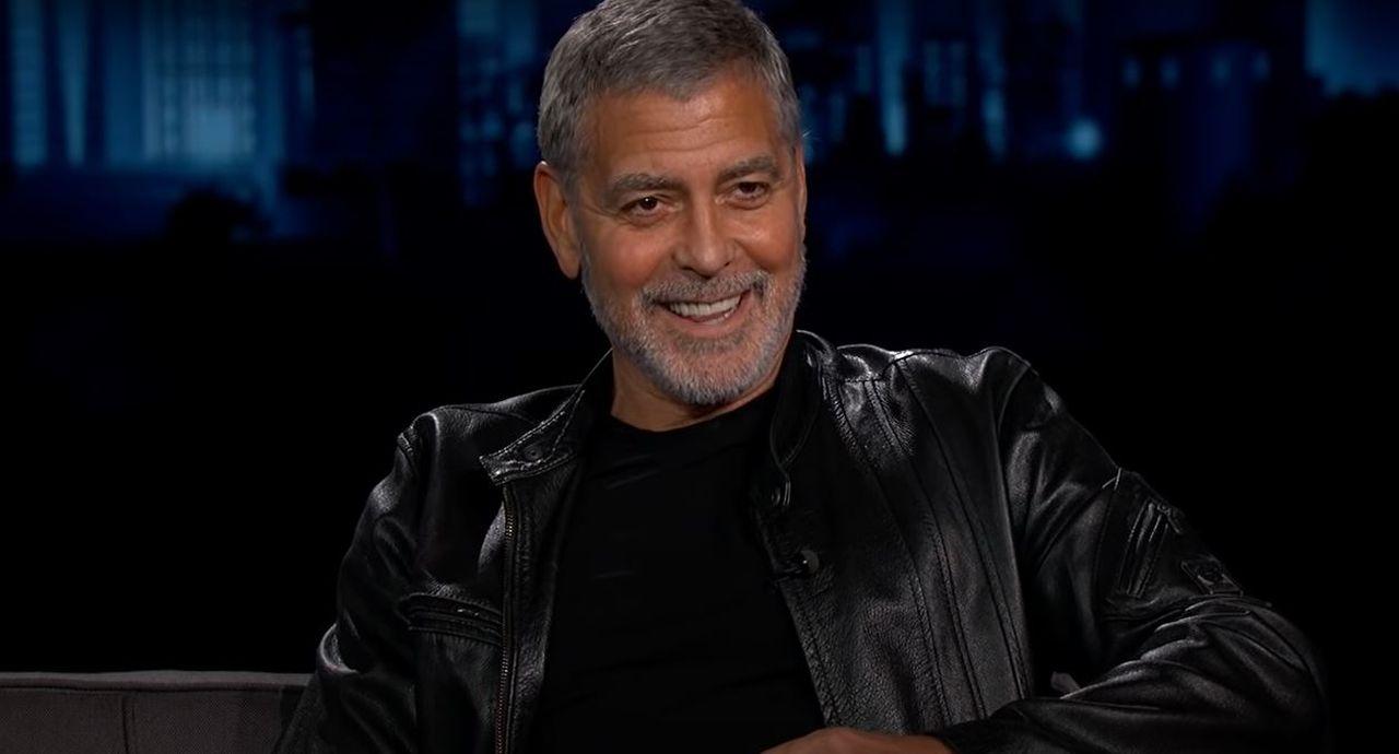 George Clooney scuola