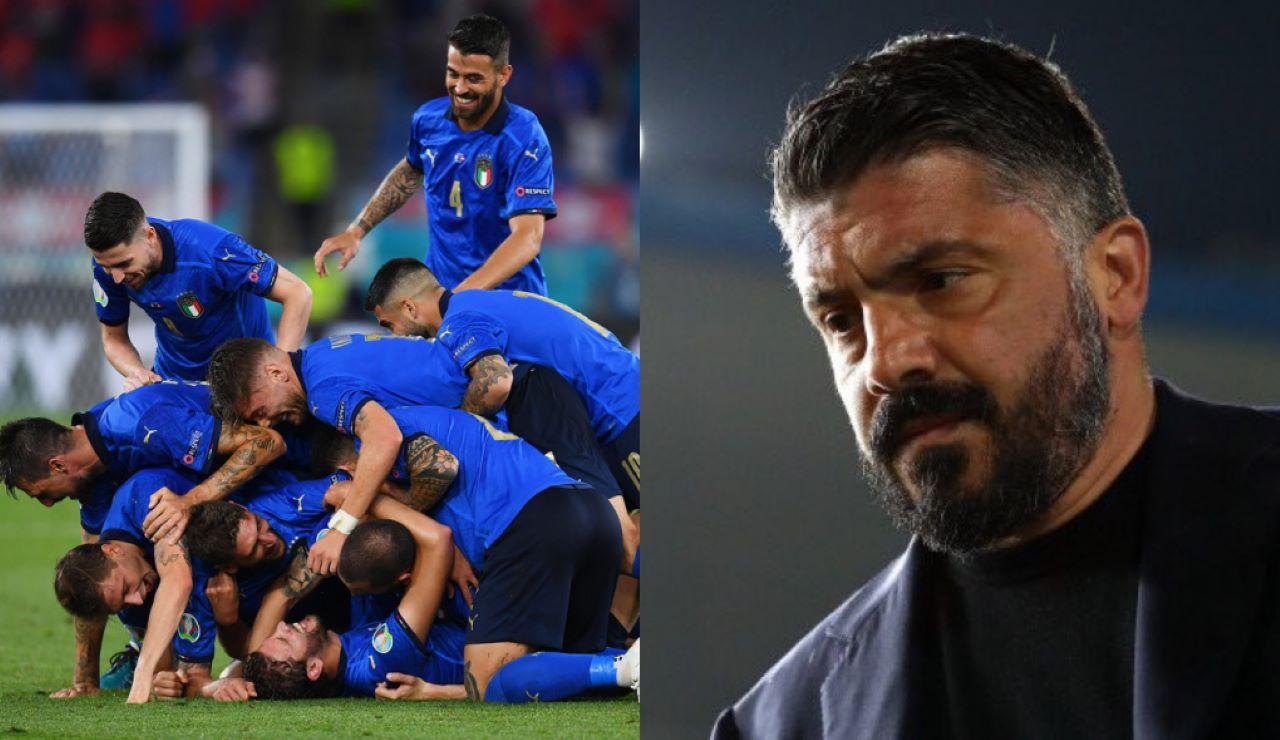 Italia Euro 2020 Gattuso Fiorentina