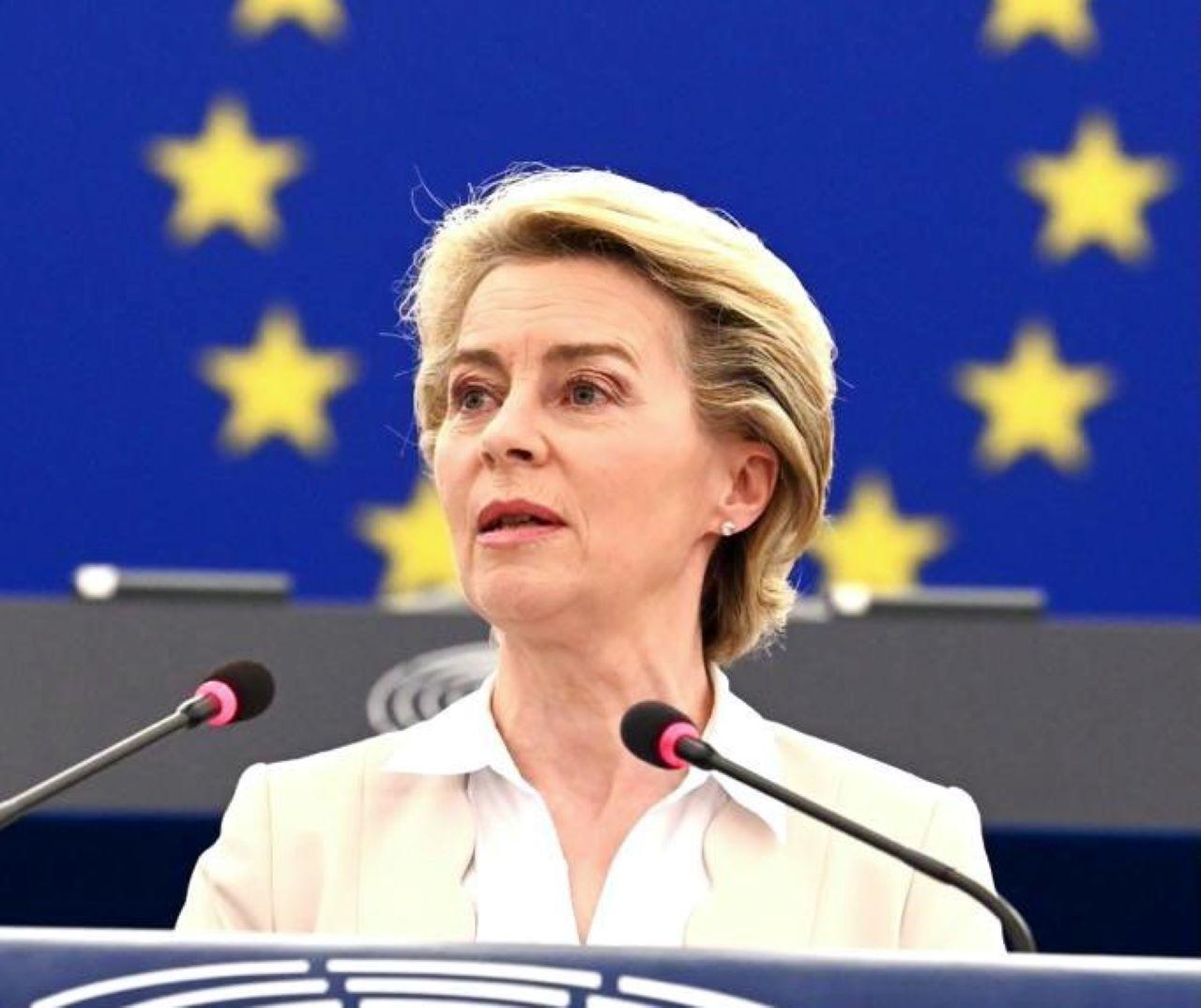 Ursula von der Leyen Commissione Pnrr finanziamenti