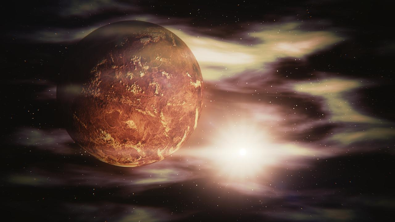 Venere pianeta missione spaziale Italia