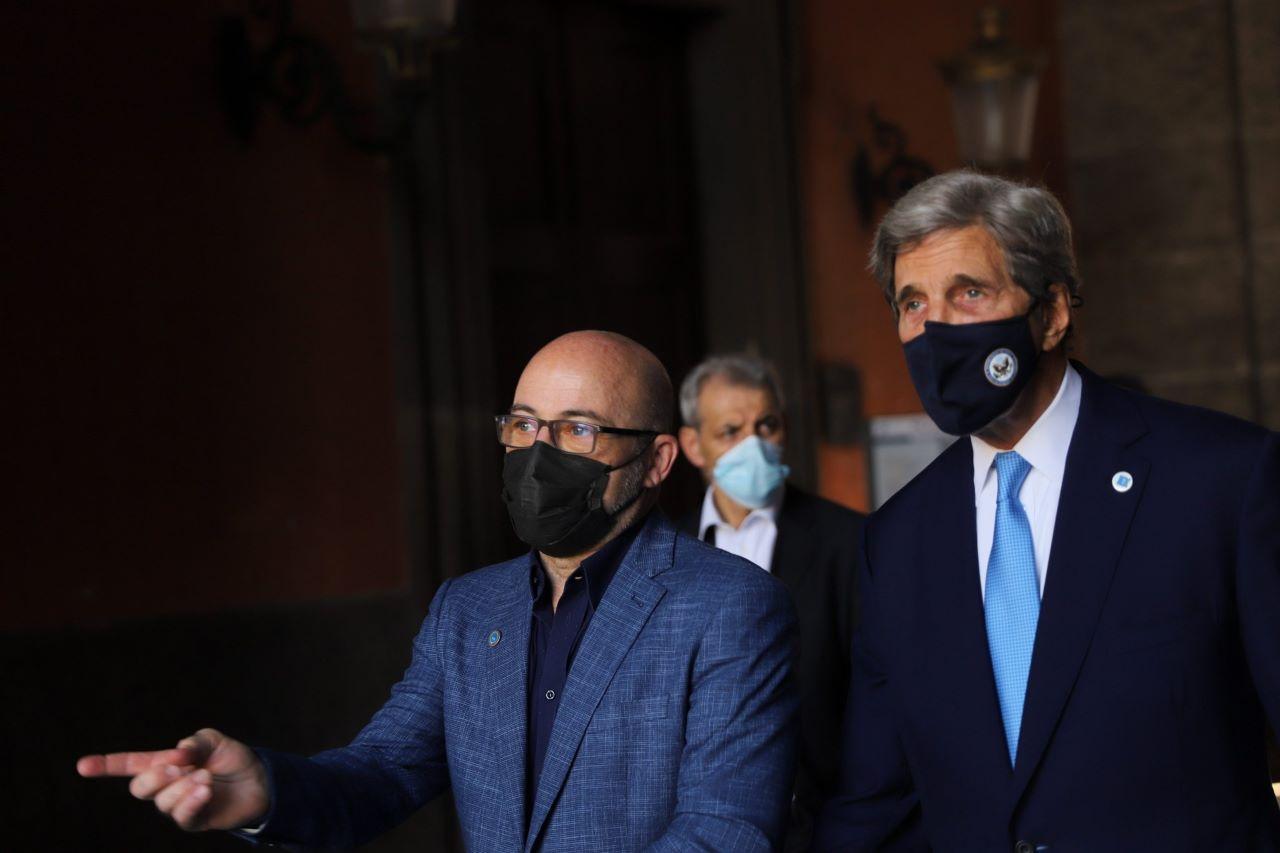 Cingolani Kerry G20 Ambiente Napoli
