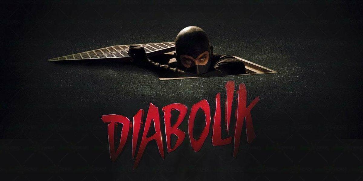 Diabolik Manetti Bros trailer