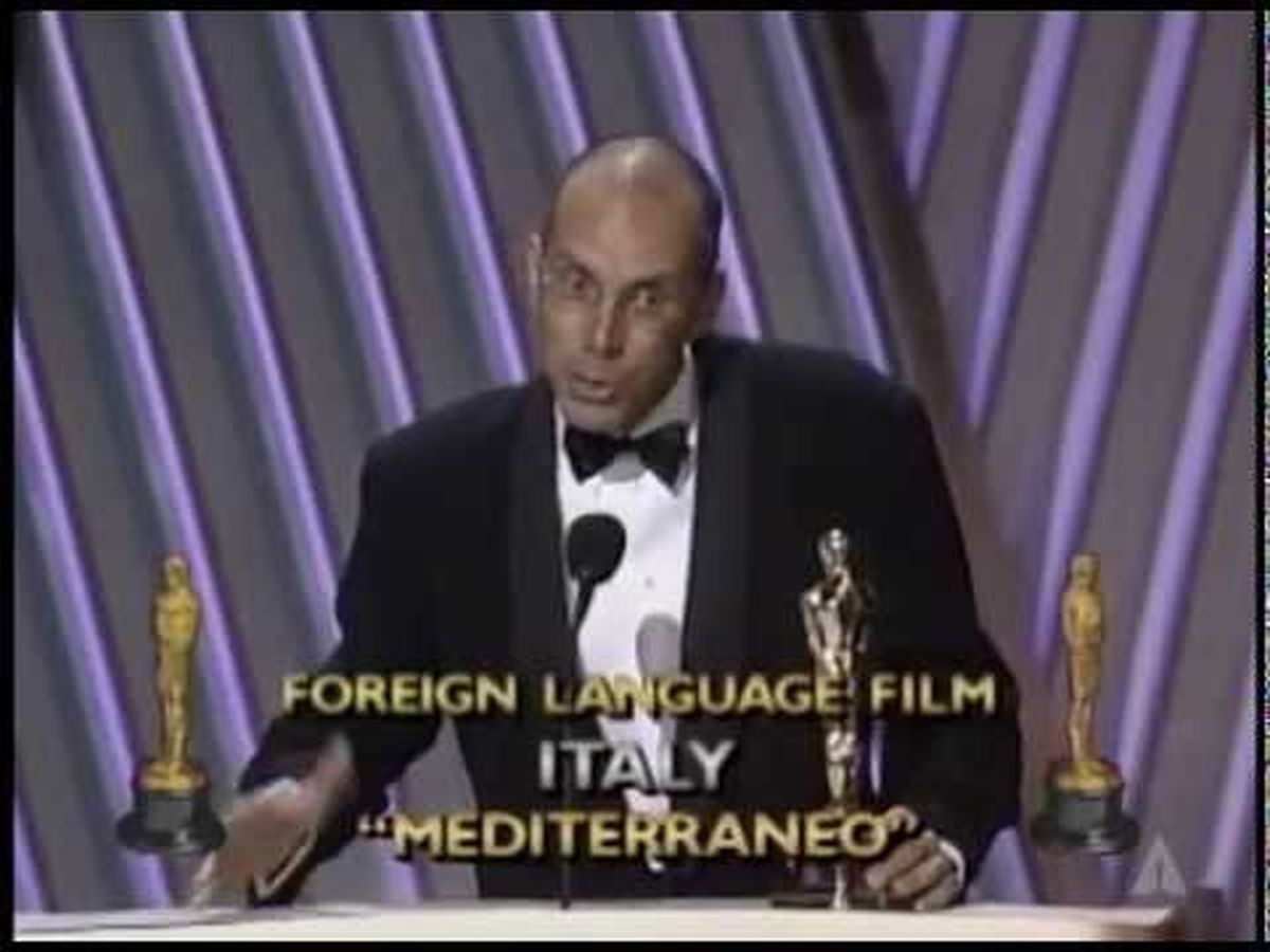Gabriele Salvatores Oscar