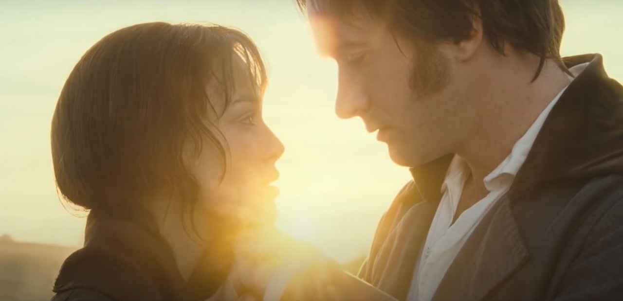 Jane Austen serie tv