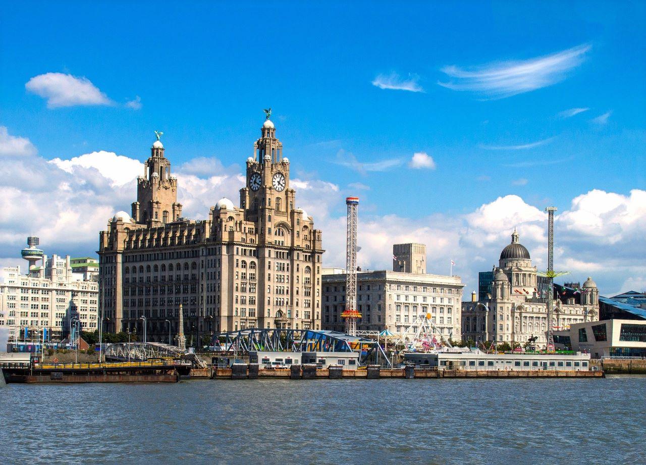 Liverpool porto patrimonio Unesco