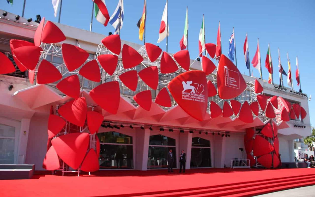 Mostra del cinema Venezia 2021 giuria