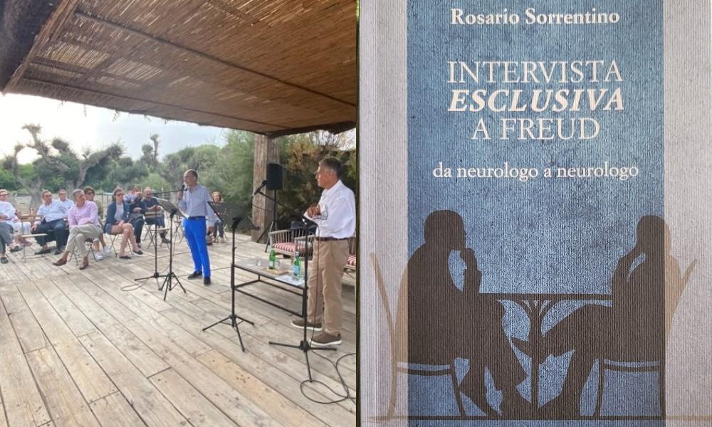 """Rosario Sorrentino intervista Freud: """"Io sono un codardo coraggioso"""""""