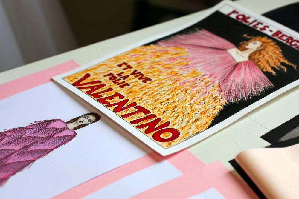 Valentino e Accademia Costume & Moda insieme in un progetto speciale dedicato agli studenti