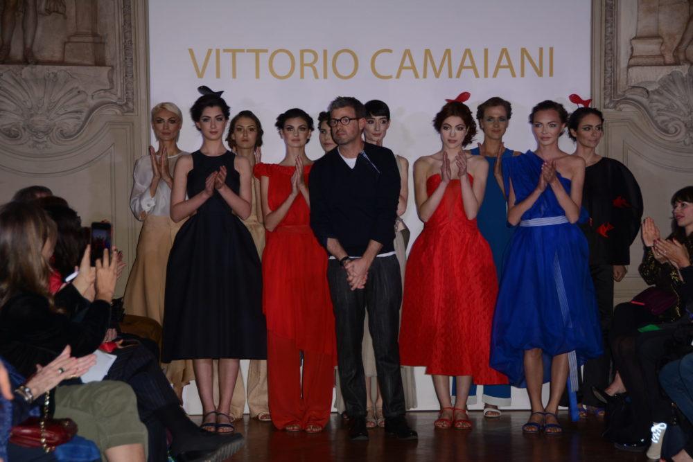 Il Circolo dei Sambenedettesi festeggia 50 anni con la moda di Vittorio Camaiani