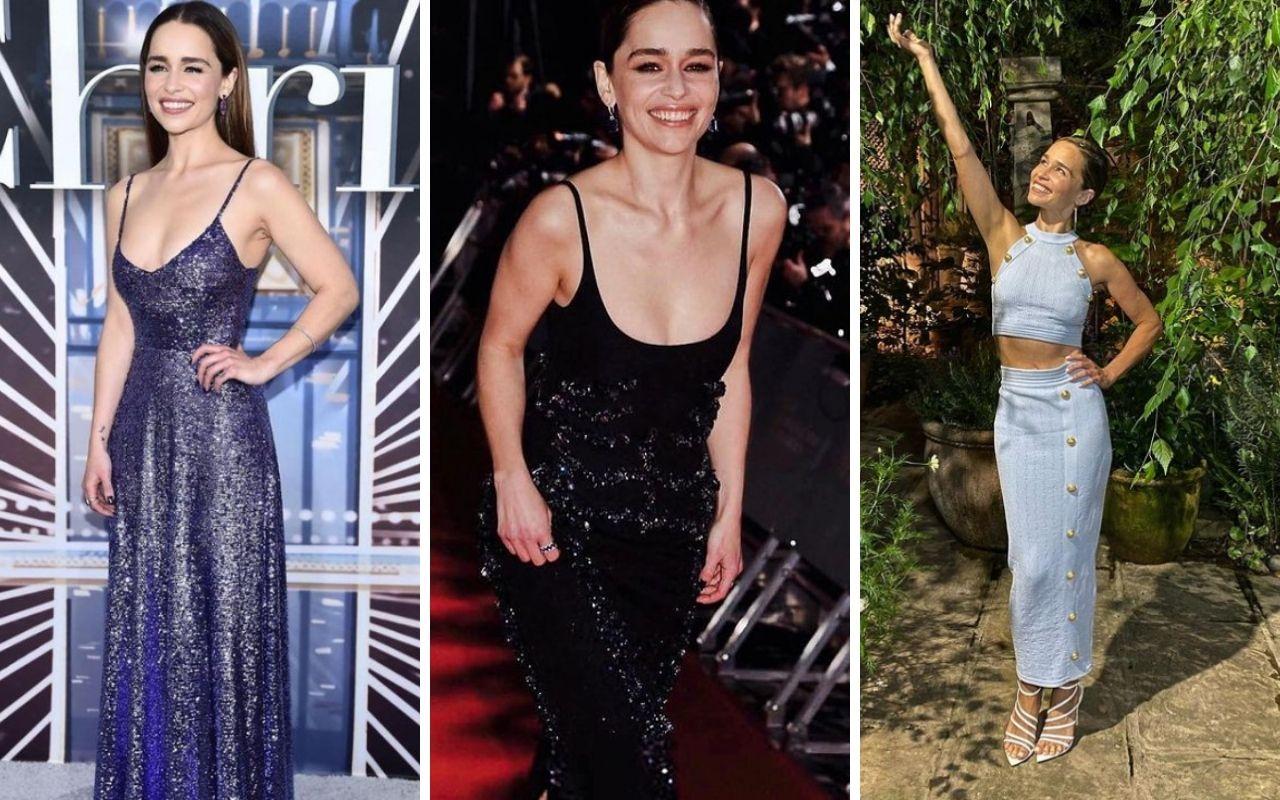 Buon compleanno Emilia Clarke: i look più glamour dell'attrice